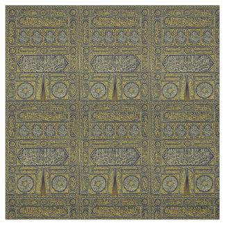 Islam Islamic Muslim Arabic Calligraphy Hajj Kaaba Fabric