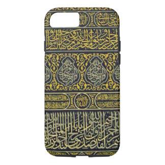 Islam Islamic Muslim Arabic Calligraphy Hajj Kaaba iPhone 7 Case