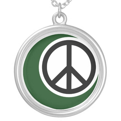 Islam means Peace Necklace