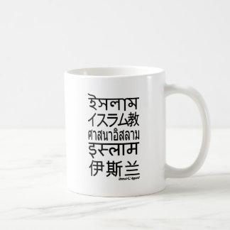 Islam Coffee Mugs
