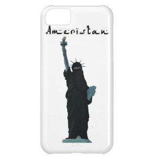 Islam Muslim version USA Statue of Liberty Hijab iPhone 5C Case