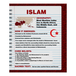 Islam Poster