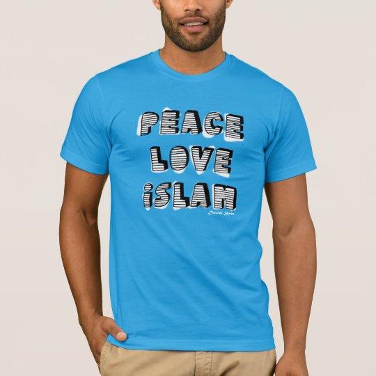 Islam Shutter Style T-Shirt