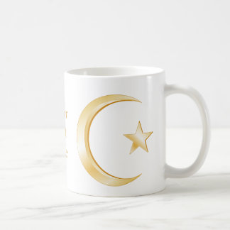 Islam Symbol Basic White Mug