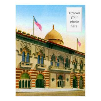 Islam Temple Postcard