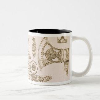 Islamic and Moorish designs for knife blades, from Coffee Mug