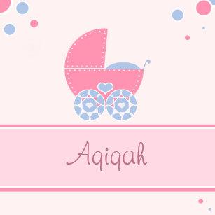 Aqiqah Invitations Announcements Zazzle Uk