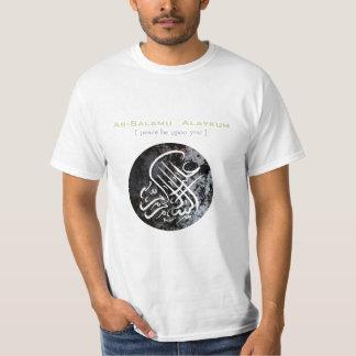 Islamic Art - As-Salamu `Alaykum T-Shirt