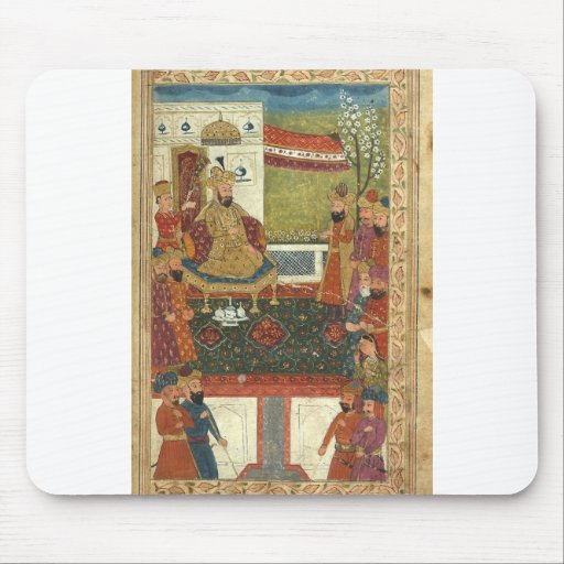 Islamic Art--Very Old Images of Islam Mouse Pad