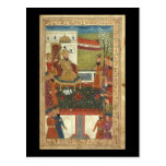 Islamic Art--Very Old Images of Islam Postcard