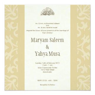 Islamic Wedding Cards & Invitations | Zazzle.co.uk