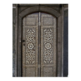 Islamic Doors Postcard