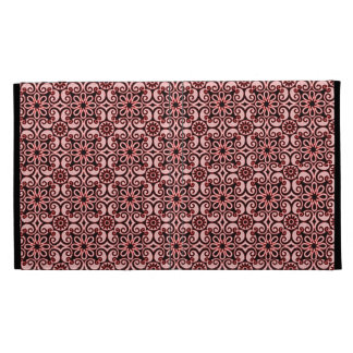 Islamic Genius Red iPad Folio Case