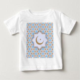 islamic geometric pattern baby T-Shirt