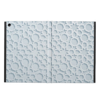 islamic inspired moroccan geometric pattern ipad iPad air cover