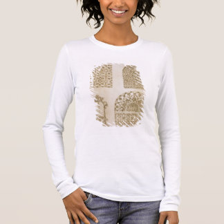 Islamic ironwork grills for windows and wells, fro long sleeve T-Shirt