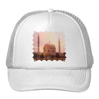 Islamic Mosque Baseball Hat