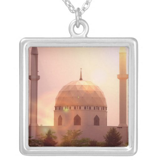 Islamic Mosque Necklace