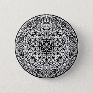 Islamic Pattern 6 Cm Round Badge