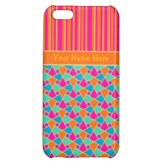 Islamic Pattern and Stripes iPhone 5c Savvy Case