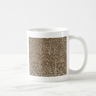 Islamic Patterns from the Alhambra Andalusia Spain Coffee Mug