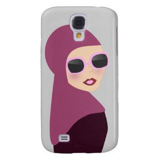 Islamic scarf muslima hijab lady style galaxy s4 case
