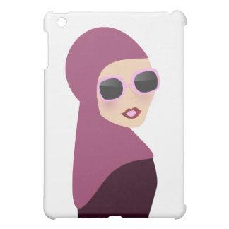 Islamic scarf muslima hijab lady style iPad mini cases