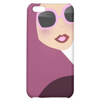 Islamic scarf muslima hijab lady style iPhone 5C case