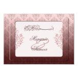 Islamic wedding engagement bismillah royal invite 11 cm x 16 cm invitation card