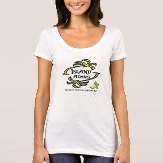 Island Adam Ladies Scoop Neck T T-Shirt