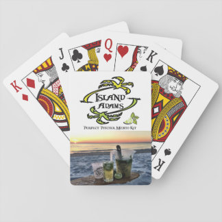 Island Adam Perfect Playing Cards