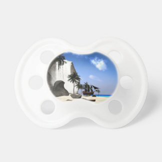 Island Baby Pacifiers