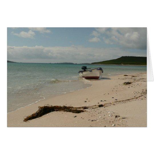 Island boating card