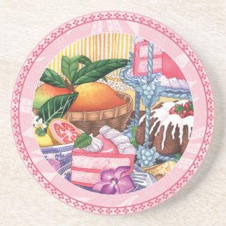 Island Cafe Desert Coasters