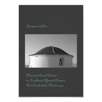 Island Church Reception Invitations