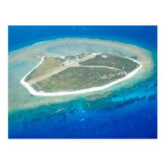 ISLAND DREAMING POSTCARD