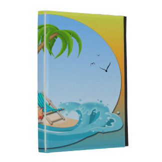Island Dreams iPad Folio Case