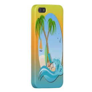 Island Dreams iPhone 5 Cases