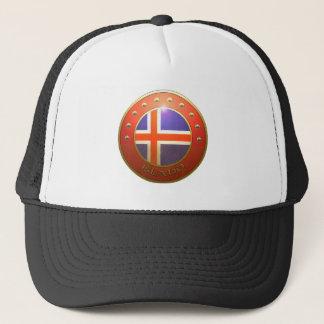 Island Flag Trucker Hat