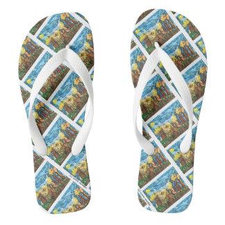 Island Flip Flops