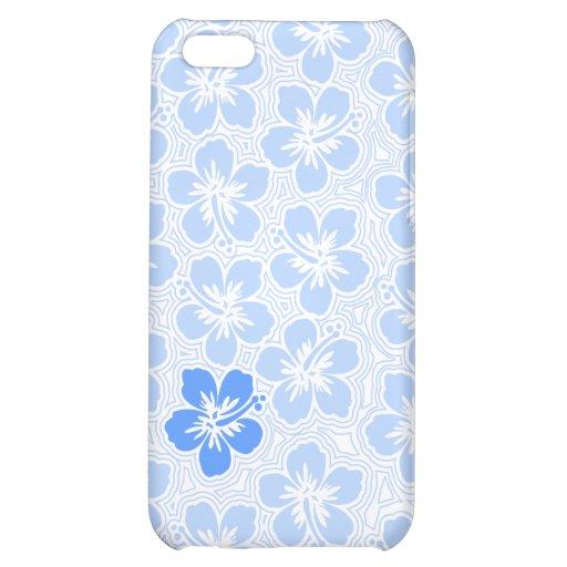Island Floral Hawaiian iPhone 5C Cases