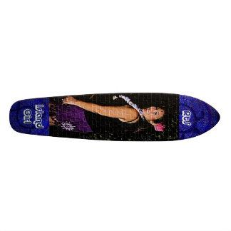 Island Girl Skate Board Deck
