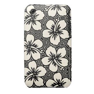 Island Hibiscus Hawaiian Casemate iPhone 3 Case