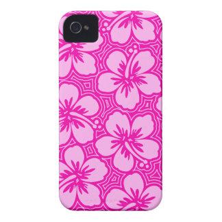 Island Hibiscus Hawaiian iPhone 4 Cases