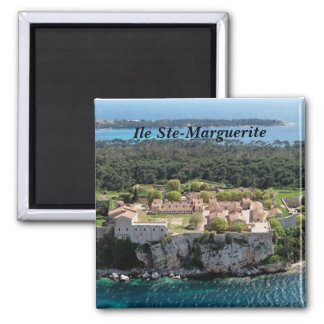 Island-Holy-Marguerite - Square Magnet