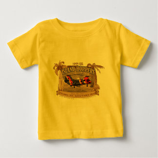 Island Hoppers Monotone-style design Baby T-Shirt
