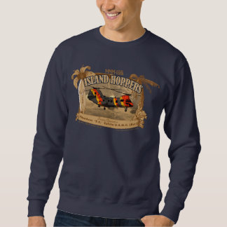 Island Hoppers Monotone-style design Sweatshirt