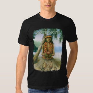 Island Hopping Polynesian Style T Shirt