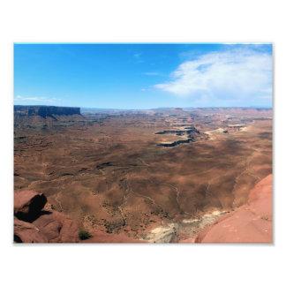 Island in the Sky Canyonlands National Park Utah Photo Art