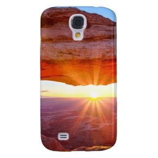 Island in the Sky Galaxy S4 Case